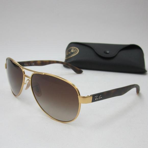 fa71291661 RayBan RB 3457 112 13 Unisex Sunglasses OLM173. M 5b32a5b245c8b3f900b0a326